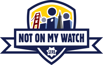 Not On My Watch Logo